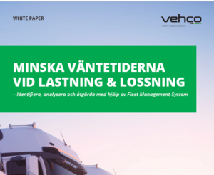Reduce the waiting times for your commercial vehicles